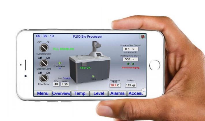 bioprocesor aplikacia